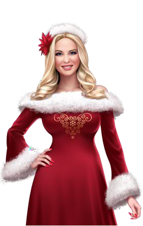 Mrs. Claus (2019) Levels 300+