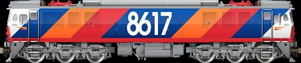 Class 86 Bicentennial