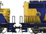 GP40 Alaska D