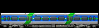 BR 166 1st Class
