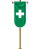 First Aid Flag