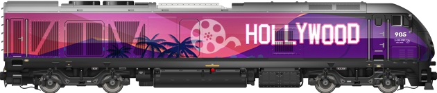 Blockbuster Metrolink
