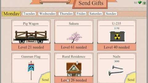03 - Giftbox and Gift System