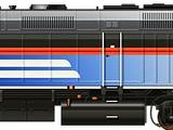 Montana F40PHM-2