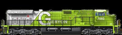 Geryon 9-44CW 1