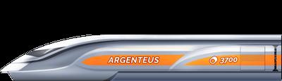 Argenteus Tail