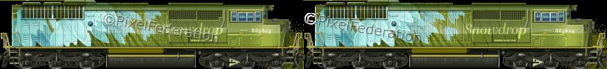 Class 7400 Snowdrop D