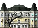 Griezelige Villa