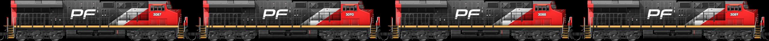 CN GE Cargo I