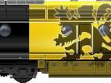SNCB 55 Leo Belgicus