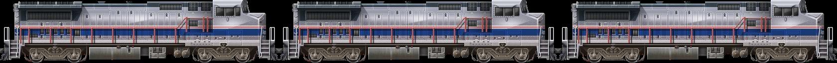 Dash 8-32BWH Triple
