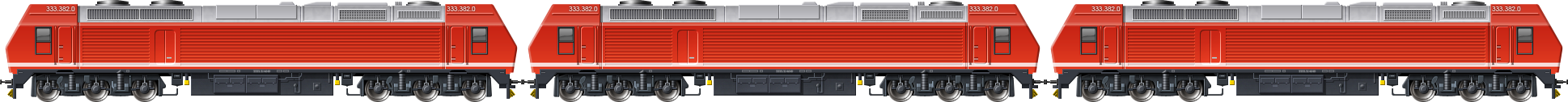 Acciona 333 Cargo II