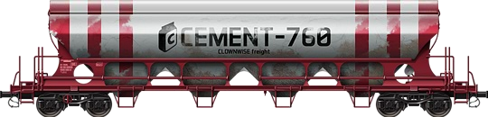 Clownwise Cement