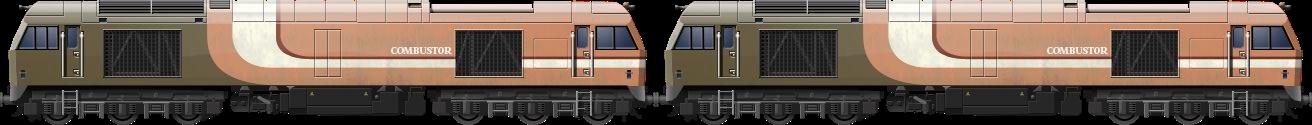 Combustor Freight II