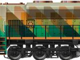 SD70 Nefigah Quad