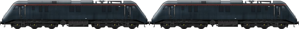 BR Class 89 Double