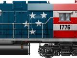 GP38AC USA