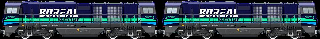 Boreal Cargo II