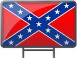 Confederate Sign (Big)