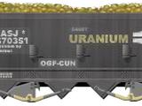 Uranium Ore Hopper