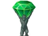 Gem Statue