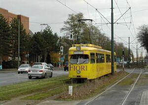 Uni-Kliniken lijn716 GT8.jpg