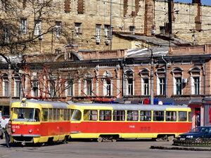 Tiraspol'skaya Ploshchad' lijn10 T3SU.jpg