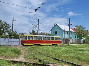 Odinnadtsataya Stantsiya lijn26 T3SU.jpg