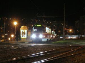 Bystrc, Rakovecká lijn1 T3.jpg