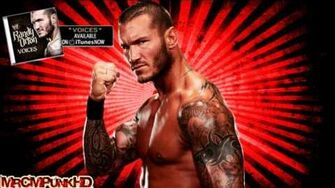 """WWE_Randy_Orton_Theme_2011_""""Voices""""_CD_Quality_Download_Link"""