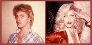 Logan Carter Roxanne Russell 1975