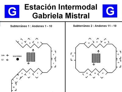 Mapa EIM Gabriela Mistral