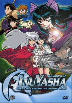Inuyasha The Movie 02 - The Castle Beyond the Looking Glass