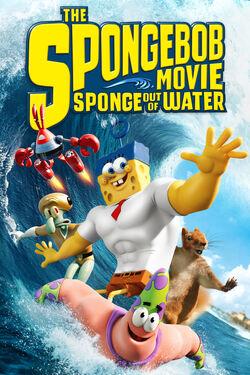 Nickelodeon's The Spongebob Movie - Sponge Out of Water - iTunes Movie Poster.jpg