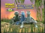 Muppet Sing Alongs Billy Bunnys Animal Songs