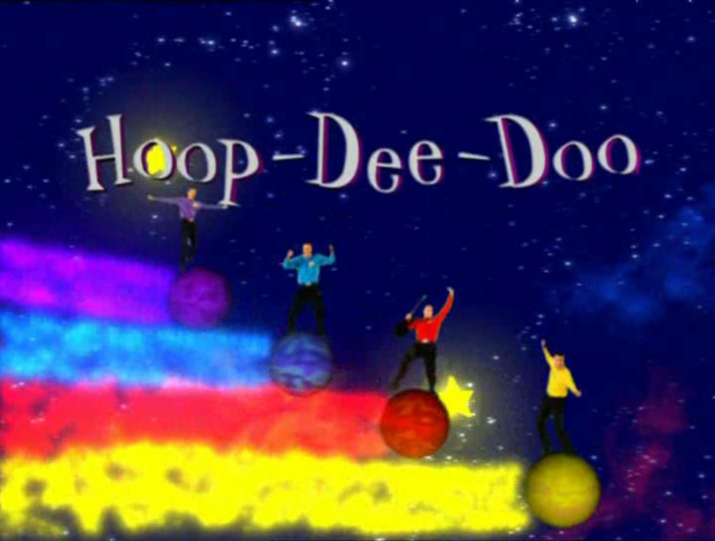 Hoop-Dee-Doo it's a Wiggly Party