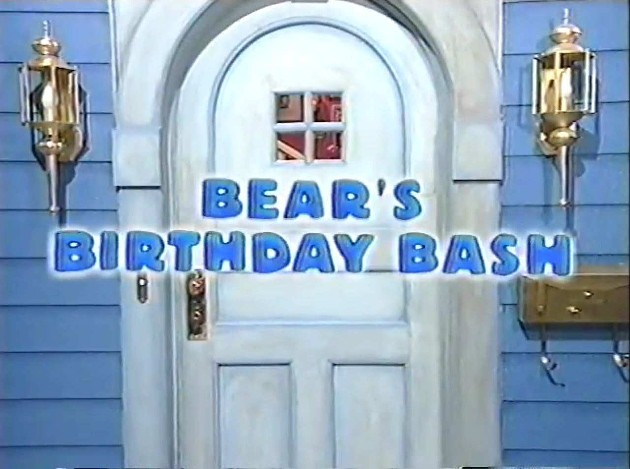 Bear's Birthday Bash