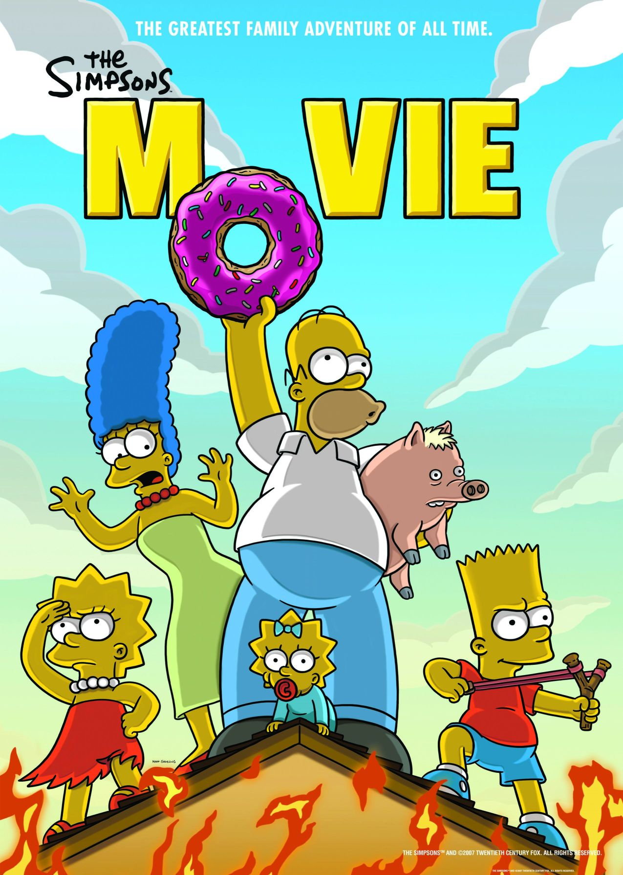 The Simpsons Movie Transcripts Wiki Fandom
