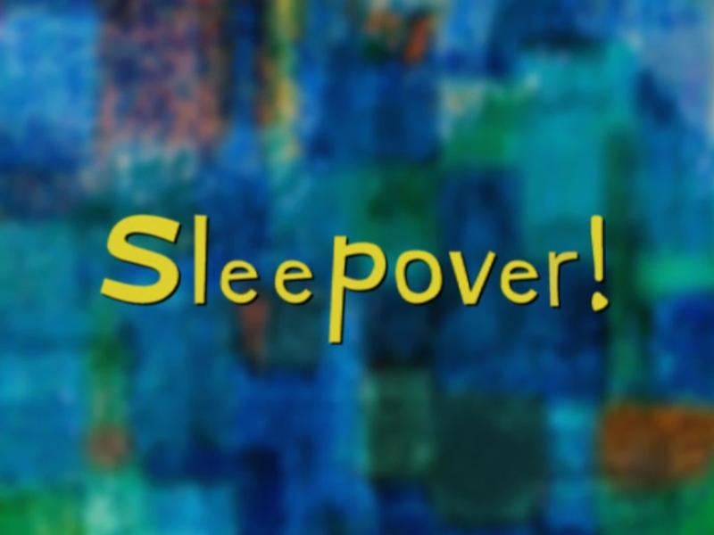 Oobi: Sleepover!