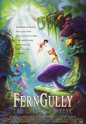 small and sweet Fern Gully Crysta Fairy Wings