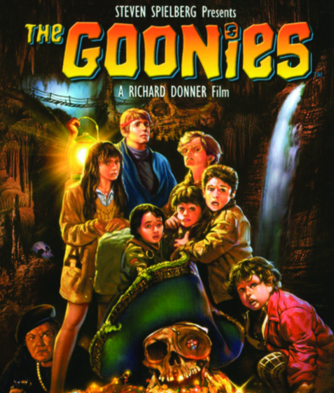 The Goonies Transcript