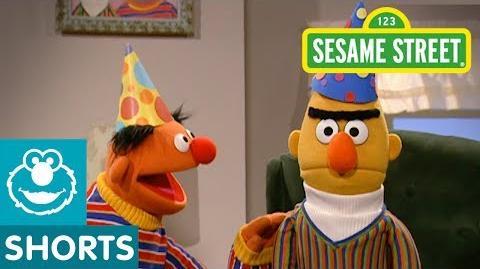 Bert's Birthday transcript