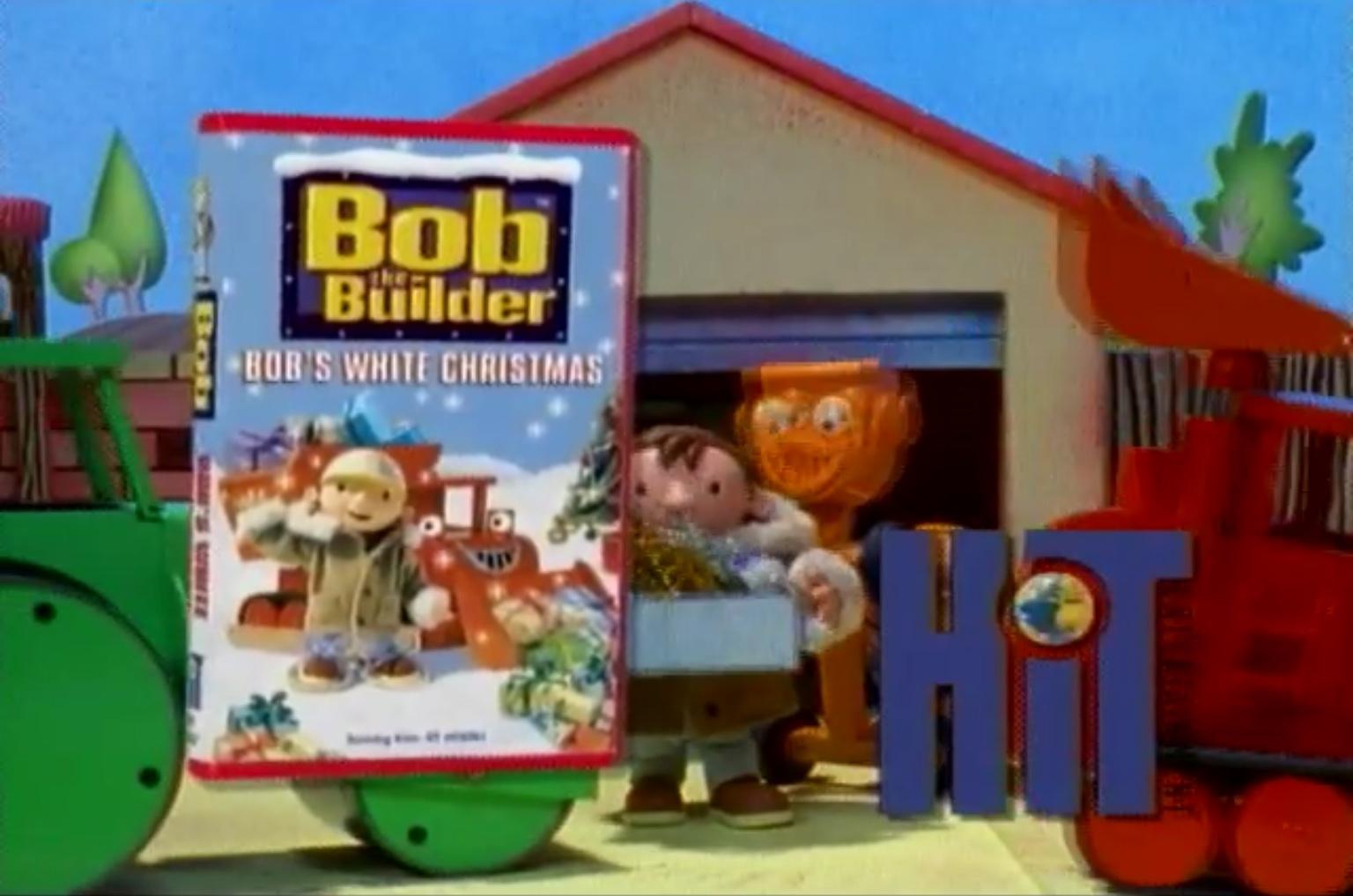 Bob's White Christmas VHS Trailer