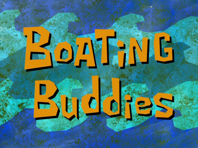 Boating Buddies