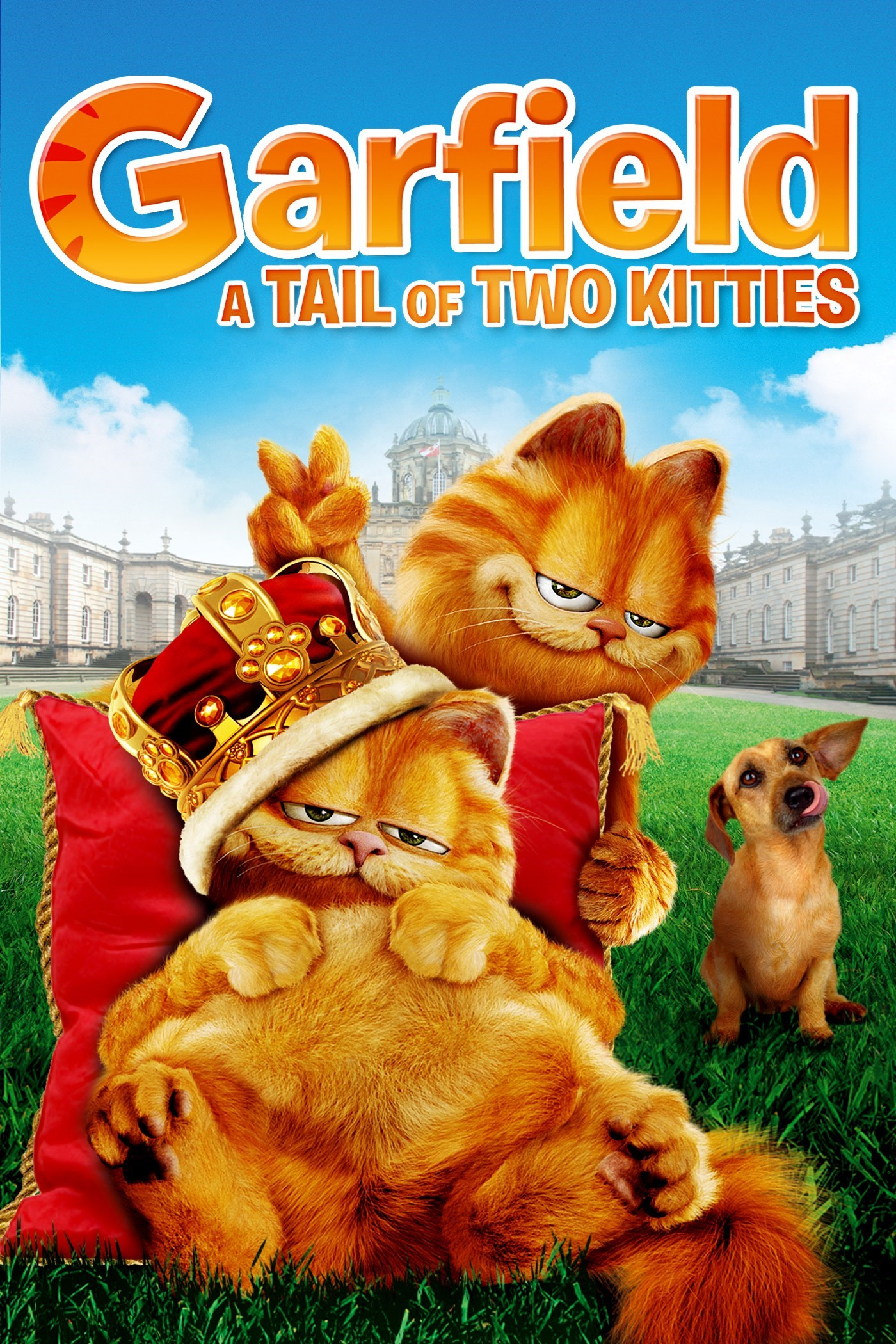 Garfield A Tail Of Two Kitties Transcripts Wiki Fandom