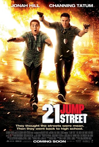 21 Jump Street Transcripts Wiki Fandom