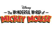 The Wonderful World of Mickey Mouse logo