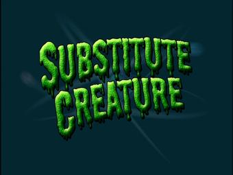 Substitute Creature (The Adventures of Jimmy Neutron: Boy Genius)