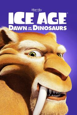 20th Century Fox and Blue Sky's Ice Age - Dawn of the Dinosaurs - iTunes Movie Poster.jpg