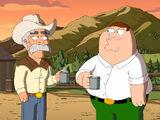 Wild Wild West (Family Guy)